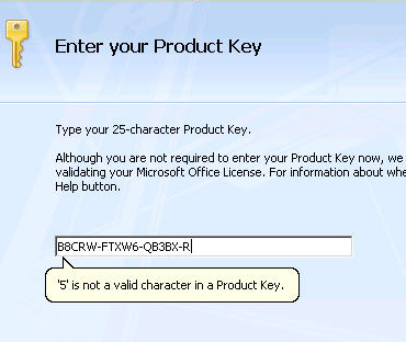 microsoft office 2007 product key facebook